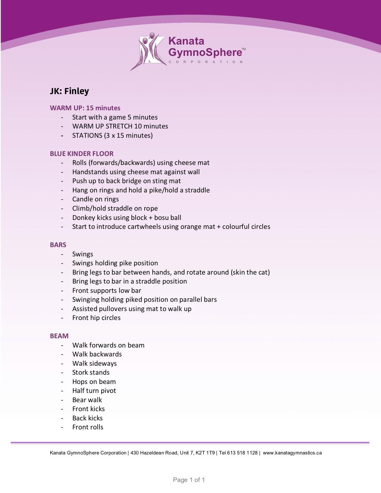 finley week 5 1-1
