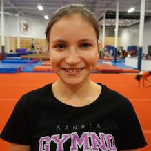 Emilia - Gymnastics Coach