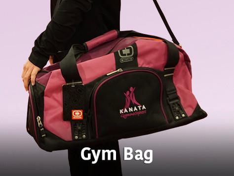 Magenta Gym Bag