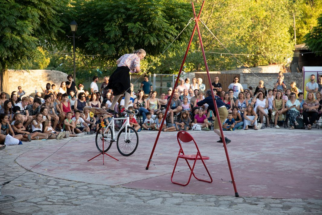 Fotografía de festivales de calle