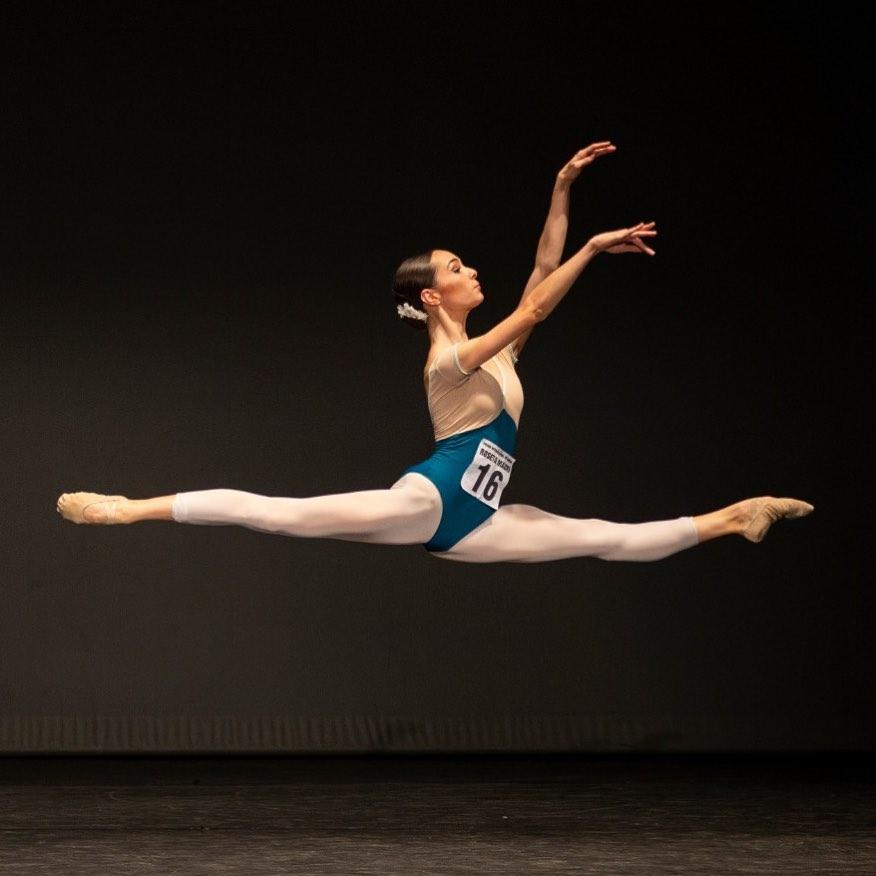 Fotografía de concursos de danza