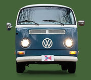 VW Bus from The Workroom Wichita Kansas