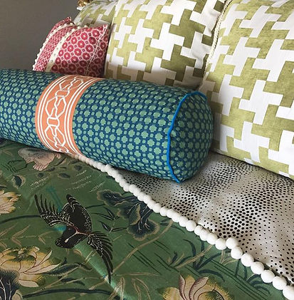 Custom Sewing Pillows & Bedding