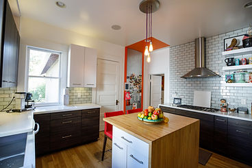 Residential Interior Design and Decorator Kitchen Wichita Kansas