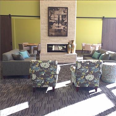 Commercial Interior Design Senior Living Wichita Kansas