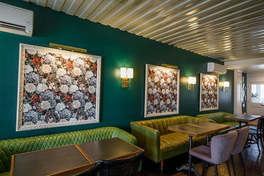 Commercial Interior Design Restaurant Wichita Kansas