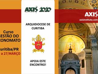Curitiba recebe curso prático de gestão dos bens eclesiásticos