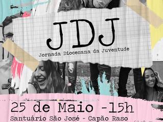 JDJ: Jornada Diocesana da Juventude de Curitiba será em 25 de maio