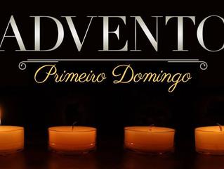 Dia 29 - 1° Domingo do Advento - início do ano litúrgico B
