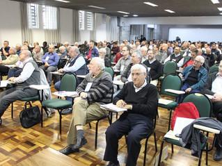 Assembleia Geral dos Presbíteros trata de cuidados para os padres