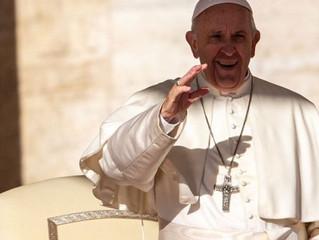 """""""Para se preparar para o casamento não bastam três ou quatro conferências"""", afirma Francisco. Em 201"""