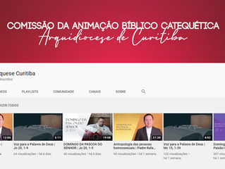 Canal Catequese Curitiba - YouTube