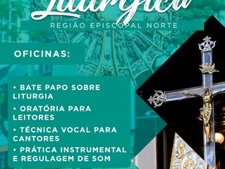 Formação para equipes de liturgia e canto das paróquias e comunidades da Arquidiocese de Curitiba