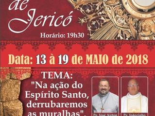 Cerco de Jericó - 13 à 19 de maio