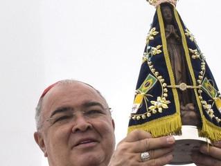 Arquidiocese do rio celebra os 90 anos da proclamação de Nossa Senhora da Conceição Aparecida como P