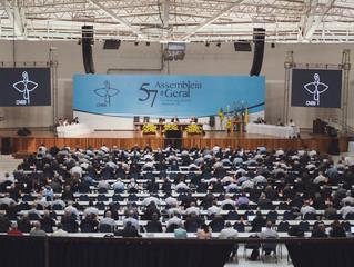 Teve início a 57ª Assembleia Geral da CNBB, em Aparecida (SP)