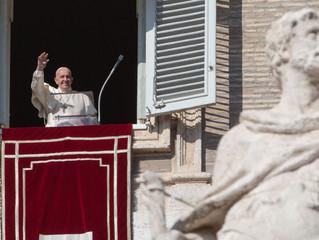Papa: Evangelho revela o plano de Deus para o homem e para o mundo