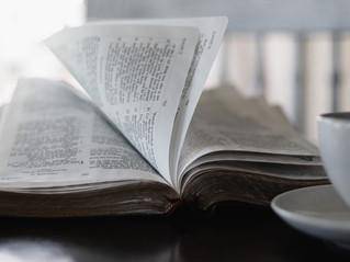 Mês da Bíblia: a Palavra de Deus não é uma letra morta