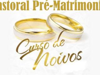 Pastoral Pré Matrimonial Informa!
