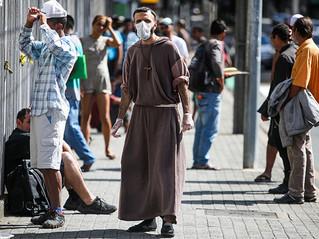Como ser um voluntário na ação social pela população em situação de rua em Curitiba?