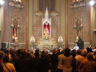 Solenidade da Padroeira de Curitiba será marcada com lançamento de memorial à Nossa Senhora