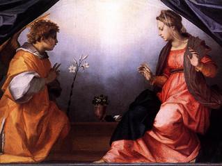 Solenidade da Anunciação do Senhor: uma das mais belas festividades Marianas