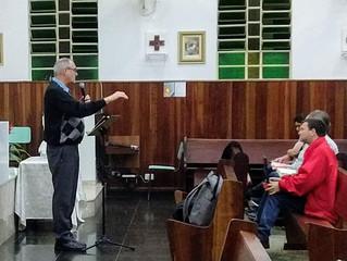Seminário Bíblico - Aconteceu dia 30/09 com participação da comunidade.