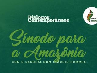 Dom Claudio Hummes participa de encontro em Curitiba sobre o Sínodo para a Amazônia