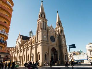 Visita guiada à Catedral de Curitiba no dia 23 de junho