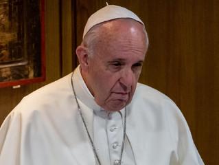 Papa volta a manifestar preocupação com os pobres da Amazônia