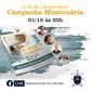 Live marcará o lançamento da Campanha Missionária 2020 na Arquidiocese de Curitiba