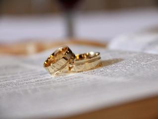 Abertas as inscrições para o curso Normas do Matrimônio. Próximo curso em 25/11.