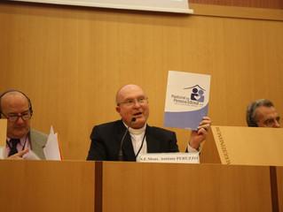 Pastoral da Pessoa Idosa é apresentada em Congresso Internacional em Roma