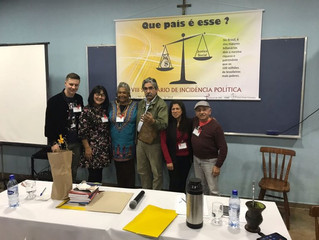 Pastoral da Aids de Curitiba participa de Seminário Nacional em Porto Alegre