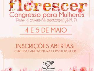 Florescer: Congresso para as Mulheres