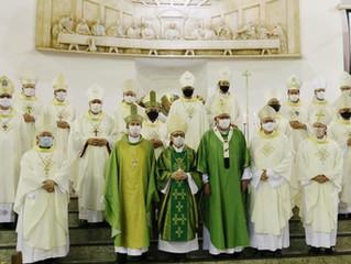 Bispos do Paraná em Assembleia