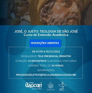 CNBB Sul 2 e Faculdade Bagozzi promovem curso de Introdução à Teologia de São José