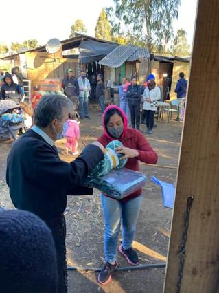 Solidariedade em tempo de pandemia – Mais de mil cestas básicas serão entregues pelo Movimento SOS V