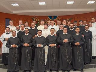 Profissão Religiosa dos Missionários Redentoristas