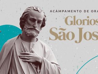 ACAMPAMENTO GLORIOSO SÃO JOSÉ - Ide a José!