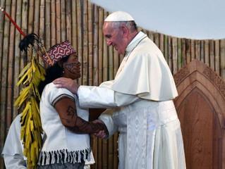 Querida Amazonia, a Exortação do Papa por uma Igreja com rosto amazônico