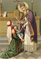 Dia de São Brás 03/02: Missa Solene, com a bênção da garganta: 15:00h e 19:30h na Matriz.