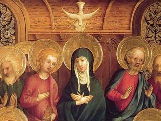 A Solenidade do Pentecostes
