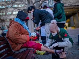 Mais de 5 mil sem-teto mudam de vida após três anos de colaboração vicentina