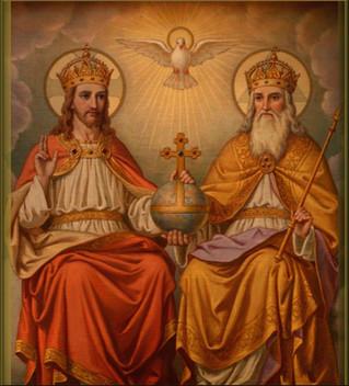 Celebrar a Santíssima Trindade em tempos de pandemia