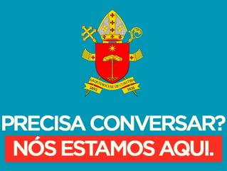 Arquidiocese lança Escuta Solidária para pessoas que sentem o peso do isolamento social