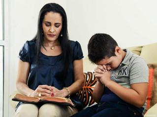 Como evangelizar os meus filhos?