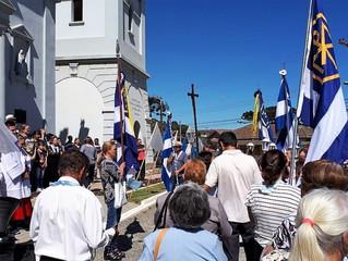 Congregação Mariana da Colônia Rebouças celebra 80 anos de fundação