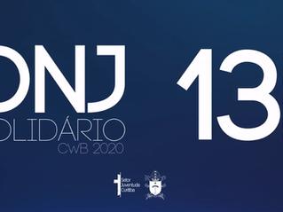 Juventude da Arquidiocese de Curitiba celebrará o DNJ em 13 de dezembro