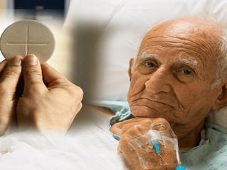 MILAGRE DA EUCARISTIA – Homem é curado do câncer terminal pelo poder da Eucaristia